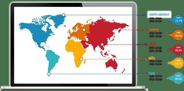 Lucrative Regions for Health Information Exchange Market