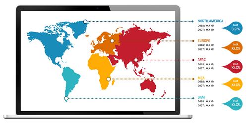 Lucrative Regions for Global Teeth Whitening Market
