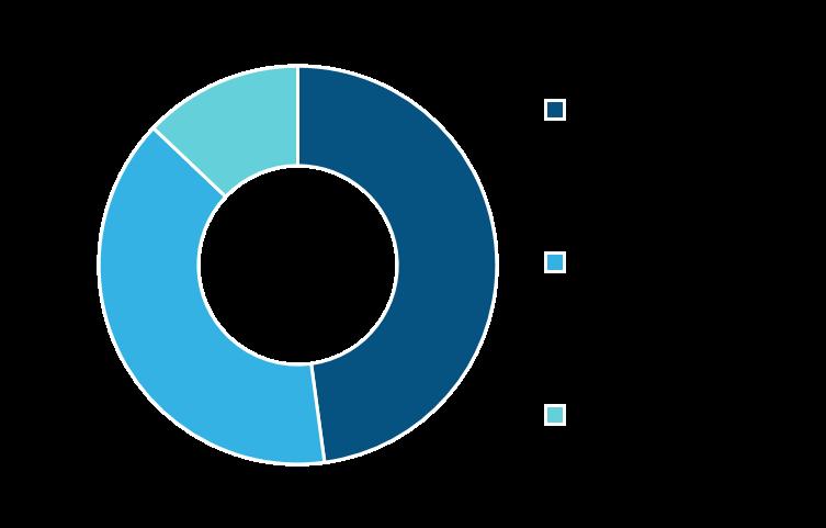 Netherton Syndrome Market, by Region, 2019 (%)