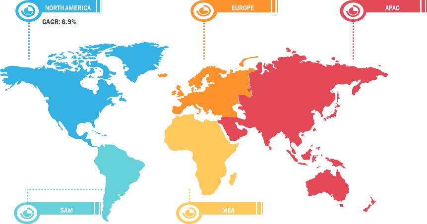Geographic Overview of Bio-Based Ethylene Market