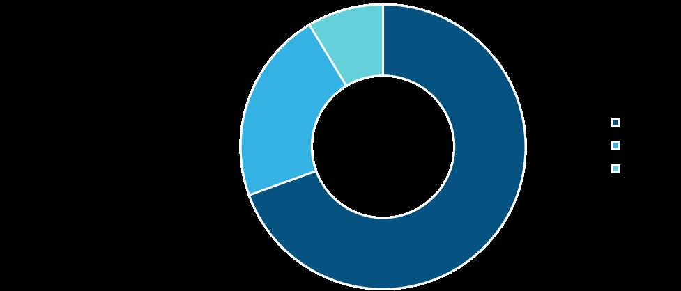 North America Semi-Trailer Market, by Country, 2019 (%)