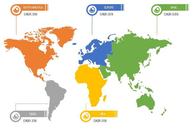Lucrative Regions in Dealer Management System Market