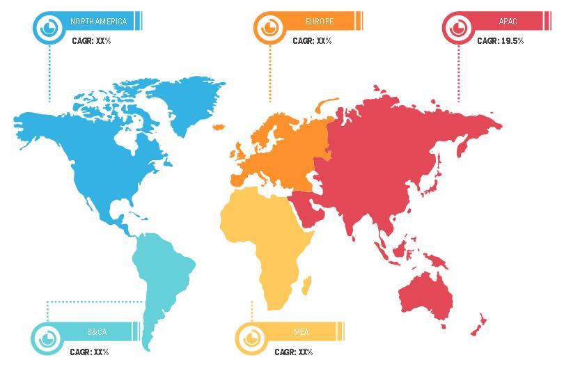 Lucrative Regions for NFC POS Terminal Market