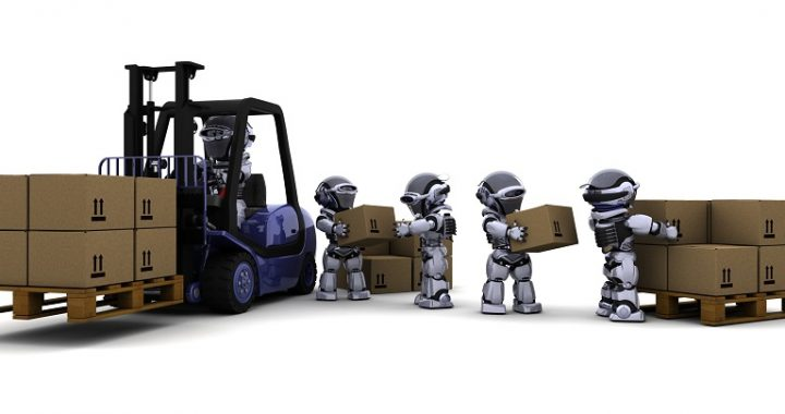 19.10% Global CAGR for Logistics Robots Market to achieve US$ 20,293.4 Mn by 2027
