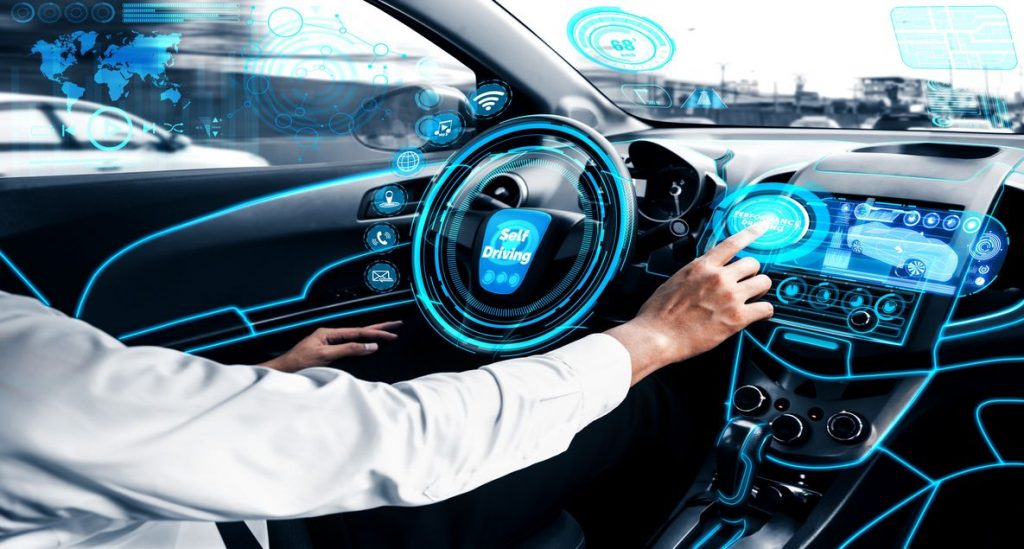 Predictive Vehicle Technology